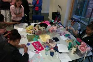 TT-Brixton getting Crafty for Christmas