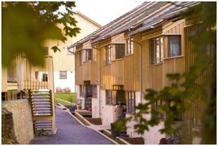 Springhill Co-Housing in Stroud – designed by AECB members Architype