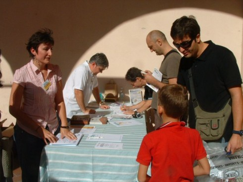 The Bartering Fair in San Lazzarro