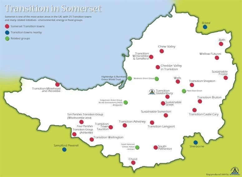 Somerset Transition reversal raises questions over localism agenda