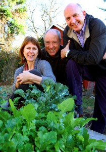 Sonoma Valley - Left to Right Melinda Kelley, Ed Clay, Tim Boeve. Photo Jeff Kan LeePress Democrat