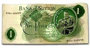 sutton pound note picture