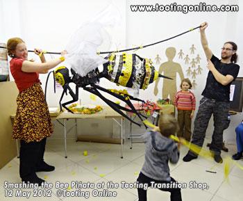 TT-Tooting shop Bee-smash - photo credit - Tooting Online