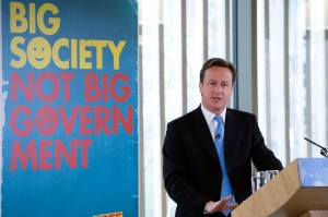 Some Reflections on 'The Big Society'….