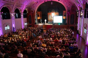 The 2009 Transition Network conference at Battersea Arts Centre