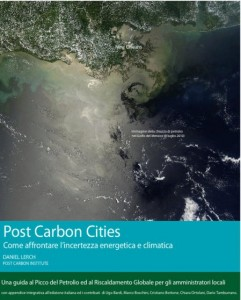 post carbon cities cover